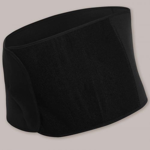 Стягащ колан за след раждане Carriwell - черно, organic cotton