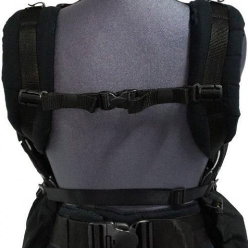 Покривало МаМ Deluxe Softshell Flex - черно и сиво
