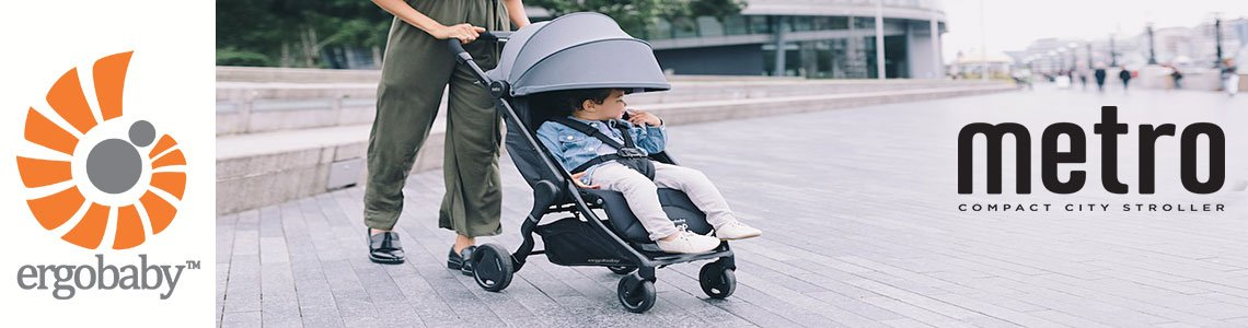 Детски колички ErgoBaby