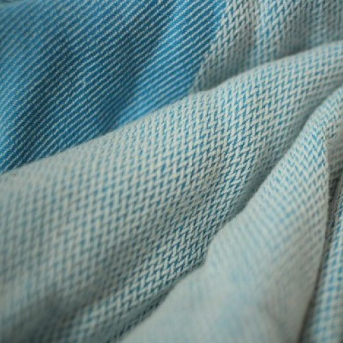 Yaro Newborn Blue - слинг с халки