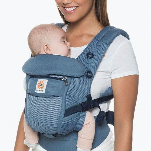 Ергономична раница Ergobaby Adapt Oxford Blue Cool Air Mesh