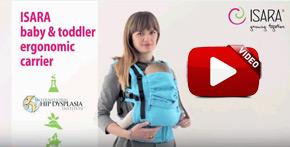 Инструкции за оразмеряване и бебеносене